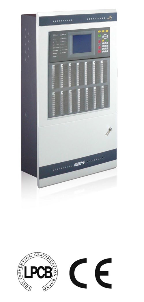 GST-IFP8 Intelligent Fire Alarm Control Panel - Safezone