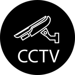 cctv-and-surveillance-video-camera-in-a-circle